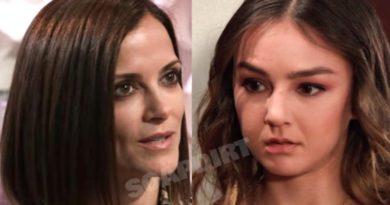 General Hospital Spoilers: Hayden Barnes (Rebecca Budig) Kristina Corinthos (Lexi Ainsworth)