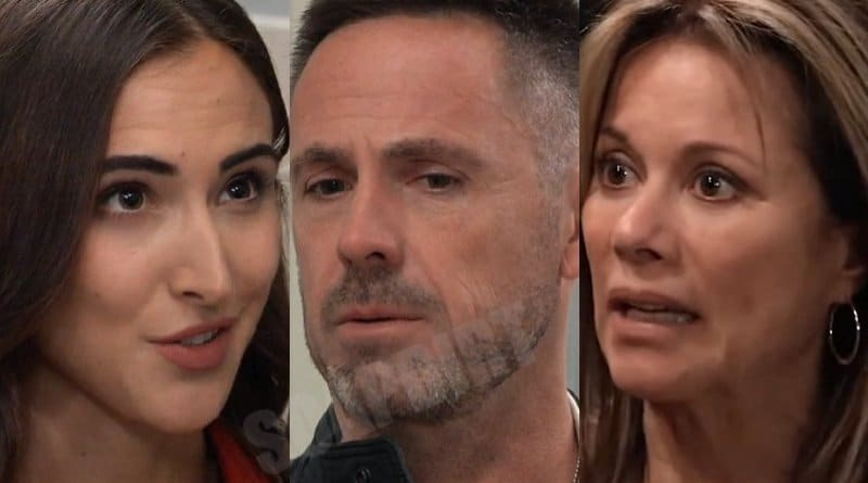 General Hospital Spoilers: Kendra Lennon (Michelle Argyris) - Julian Jerome (William deVry) - Alexis Davis (Nancy Lee Grahn)