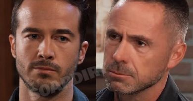 General Hospital Spoilers: Lucas Jones (Ryan Carnes) - Julian Jerome William deVry)