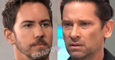 General Hospital Spoilers: Peter August (Wes Ramsey) - Franco Baldwin Roger Howarth)