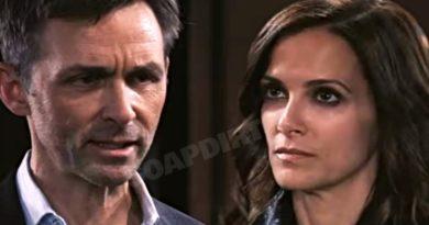 General Hospital Spoilers: Valentin Cassadine (James Patrick Stuart) - Hayden Barnes (Rebecca Budig)