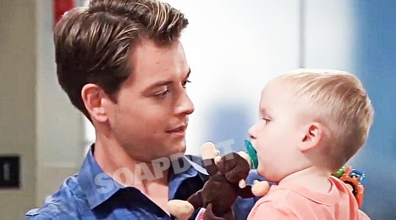 General Hospital Spoliers: Michael Corinthos (Chad Duell)