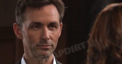 General Hospital Spoliers: Valentin Cassadine (James Patrick Stuart)