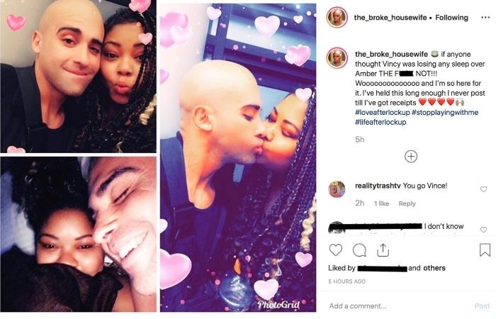Love After Lockup: Vincent - Instagram