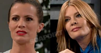 Young and the Restless Spoilers: Phyllis Summers (Michelle Stafford) - Chelsea Newman (Melissa Claire Egan)