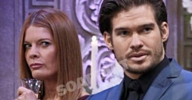 Young and the Restless Spoilers: Phyllis Summers (Michelle Stafford) - Theo Vanderway (Tyler Johnson)