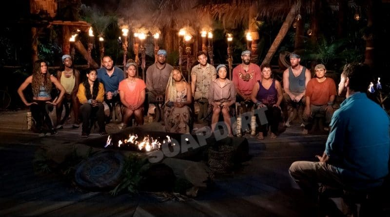 Survivor: Island of the Idols Cast
