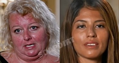 90 Day Fiance: Evelin Villegas - Laura Jallali
