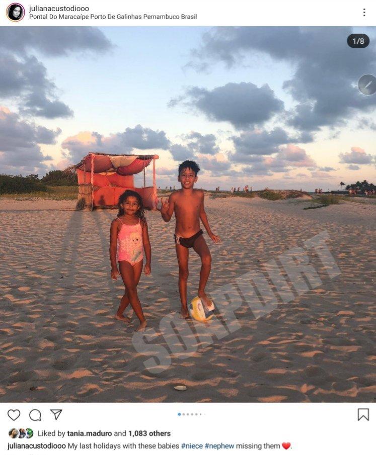 90 Day Fiance: Juliano Custodio niece nephew
