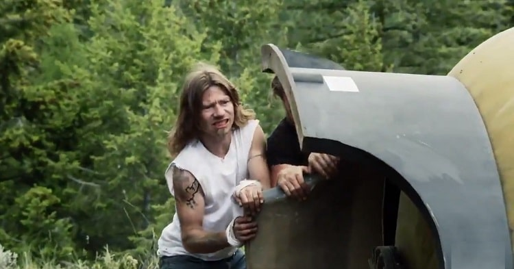 Alaskan Bush People: Bear Brown