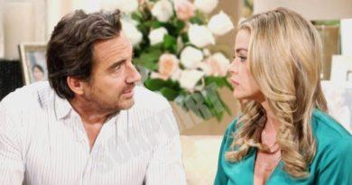 Bold and the Beautiful Spoilers: Shauna Fulton (Denise Richards) - Ridge Forrester (Thorsten Kaye)