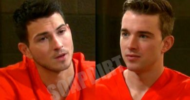Days of Our Lives Spoilers: Ben Weston (Robert Scott Wilson) - Will Horton (Chandler Massey)