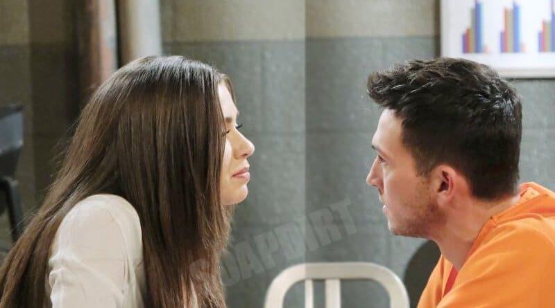 Days of Our Lives Spoilers: Ben Weston (Robert Scott Wilson) - Ciara Brady (Victoria Konefal)