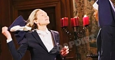 Days of Our Lives Spoilers: Kristen DiMera (Stacy Haiduk) - Lani Price (Sal Stowers)