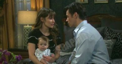 Days of Our Lives Spoilers: Xander Cook (Paul Telfer) - Sarah Brady (Linsey Godfrey) - Mickey Horton (May Twins)