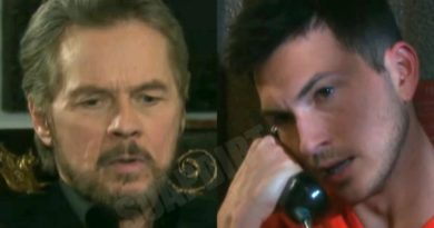 Days of Our Lives Spoilers: Stefano DiMera - Steve Johnson (Stephen Nichols) - Ben Weston (Robert Scott Wilson)