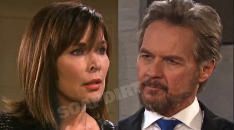 Days of Our Lives Spoilers: Kate Roberts (Lauren Koslow) - Stefano DiMera (Stephen Nichols)