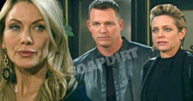Days of Our Lives Spoilers: Kristen DiMera (Stacy Haiduk) - Brady Black (Eric Martsolf) - Nicole Walker (Arianne Zucker)