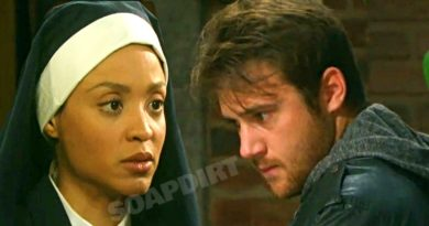 Days of Our Lives Spoilers: Lani Price (Sal Stowers) - JJ Deveraux ( Casey Moss)