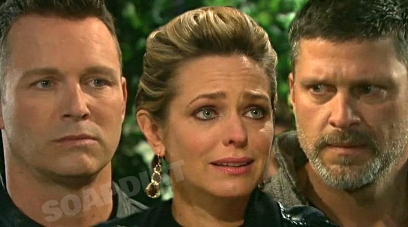Days of Our Lives Spoilers: Brady Black (Eric Martsolf) - Nicole Walker (Arianne Zucker) - Eric Brady (Greg Vaughan)