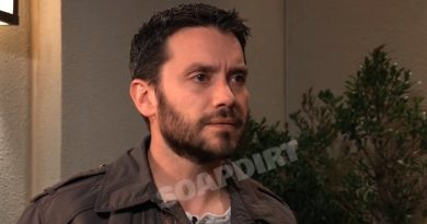 General Hospital: Dante Falconeri (Dominic Zamprogna)