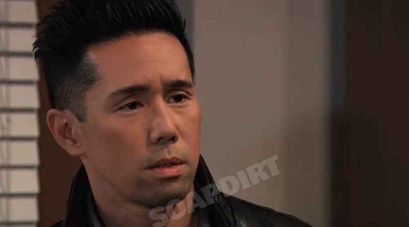 General Hospital Spoilers: Brad Cooper (Parry Shen)