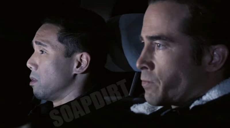 General Hospital Spoilers: Brad Cooper (Parry Shen) Lucas Jones (Ryan Carnes)