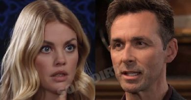 General Hospital Spoilers: Claudette Beaulieu (Bree Williamson) - Valentin Cassadine (James Patrick Stuart)