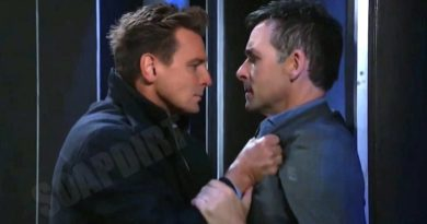 General Hospital Spoilers: Jasper Jacks (Ingo Rademacher) - Valentin Cassadine (James Patrick Stuart)