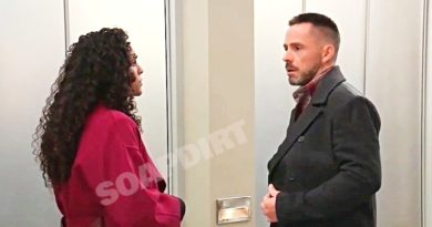 General Hospital Spoilers: Jordan Ashford (Briana Henry) Julian Jerome (William deVry)