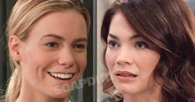 General Hospital Spoilers: Nelle Hayes (Chloe Lanier) Elizabeth Webber (Rebecca Herbst)