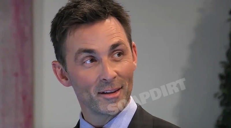 General Hospital Spoilers: Valentin Cassadine (James Patrick Stuart)