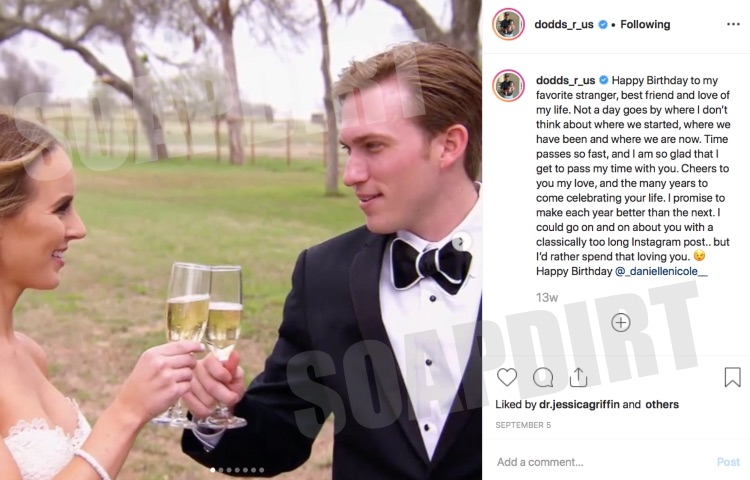 Married at First Sight: Bobby Dodd - Instagram