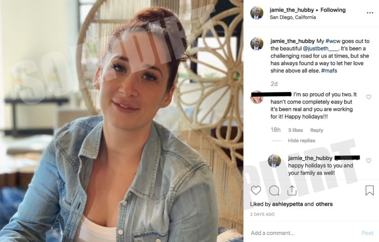 Married at First Sight: Jamie Thompson - Instagram
