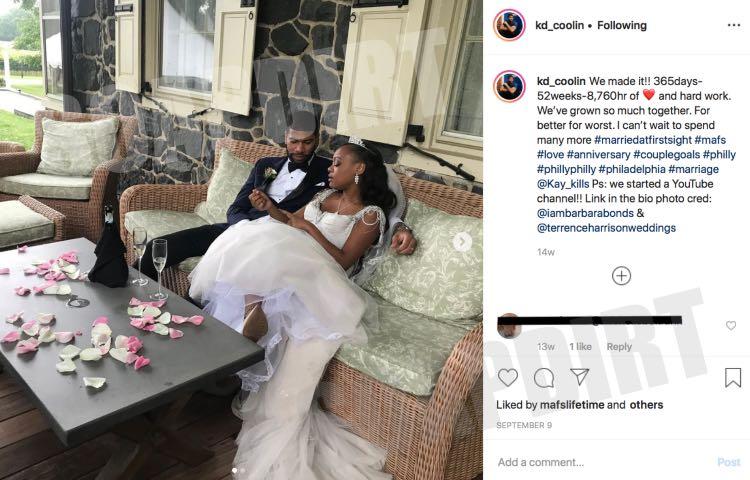 Married at First Sight: Keith Dewar - Instagram