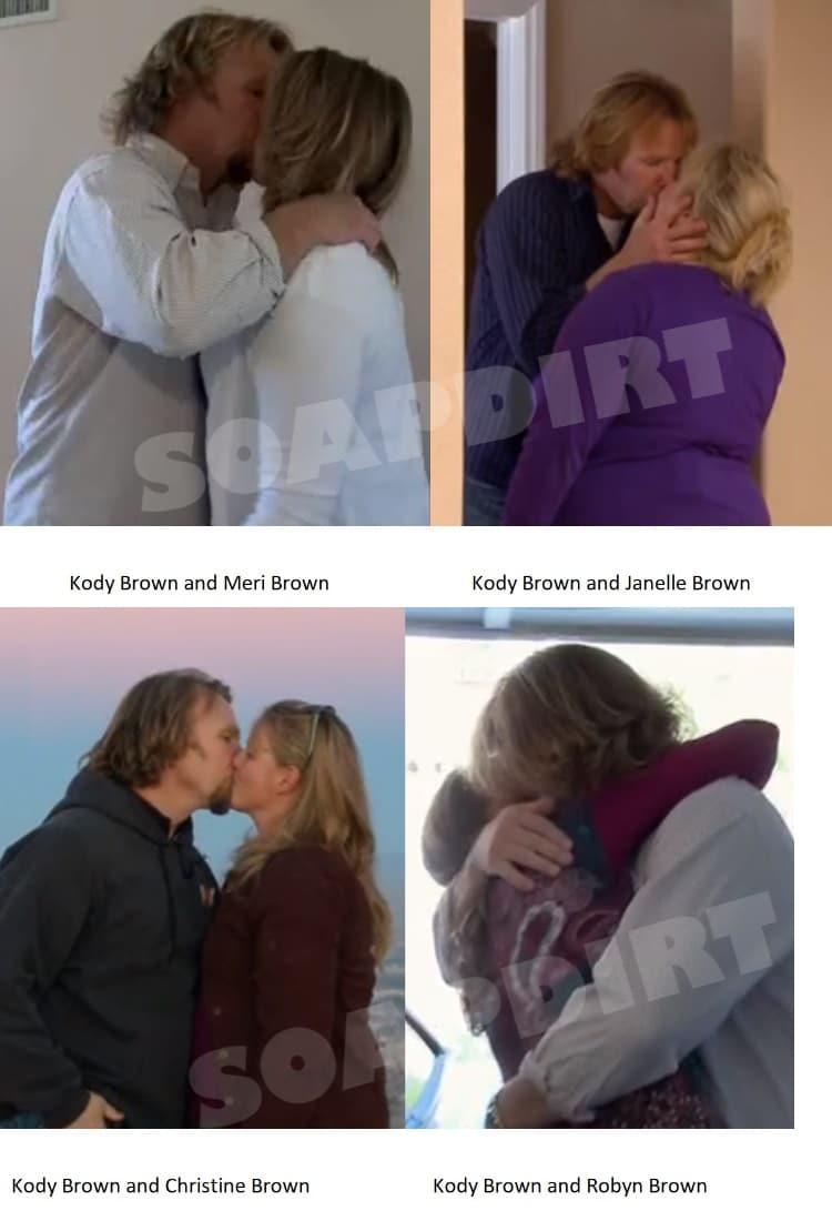 Sister Wives: Kody Brown - Meri Brown - Janelle Brown - Christine Brown - Robyn Brown