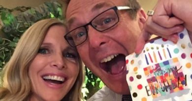 Young and the Restless Comings and Goings: Paul Williams (Doug Davidson) - Christine Williams (Lauralee Bell)