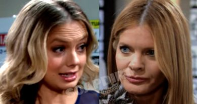 Young and the Restless Spoilers: Abby Newman (Melissa Ordway) - Phyllis Summers (Michelle Stafford)
