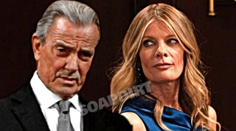 Young and the Restless: Phyllis Summers (Michelle Stafford) - Victor Newman (Eric Braeden)