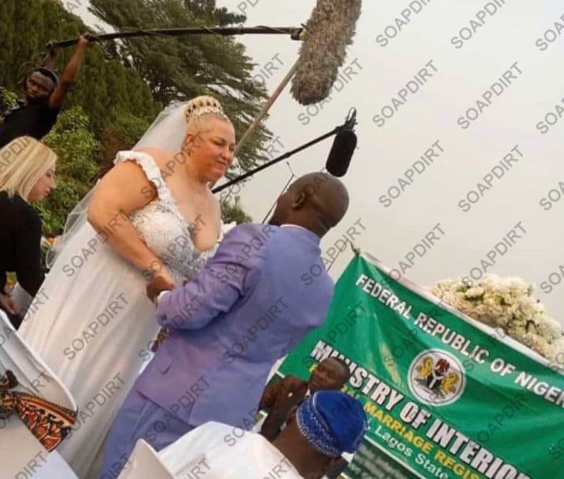 90 Day Fiance: Angela Deem - Michael Ilesanmi - Wedding - TLC