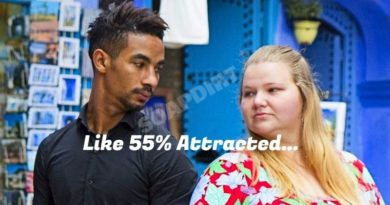 90 Day Fiance: Azan Tefou - Nicole Nafziger-Before The 90 Days