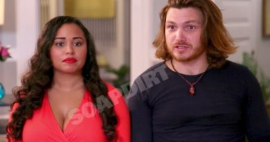 90 Day Fiance: Syngin Colchester - Tania Maduro