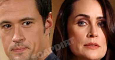 Bold and the Beautiful Spoilers: Thomas Forrester (Matthew Atkinson) - Quinn Fuller (Rena Sofer)