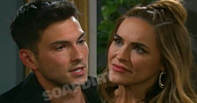 Days of Our Lives Spoilers: Ben Weston (Robert Scott Wilson) - Jordan Ridgeway (Chrishell Stause)