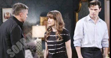 Days of Our Lives Spoilers: Xander Cook (Paul Telfer) - Sarah Horton (Linsey Godfrey) - Eric Brady (Greg Vaughan)