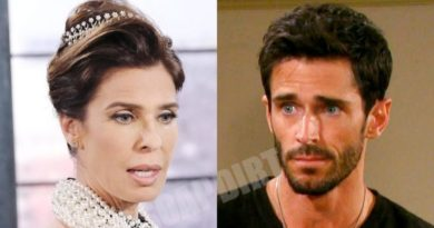 Days of Our Lives Spoilers: Princess Gina (Kristian Alfonso) - Hope Brady - Shawn Brady (Brandon Beemer)