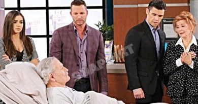 Days of Our Lives Spoilers: Victor Kiriakis (John Aniston) - Ciara Brady - Brady Black - Xander Cook - Maggie Horton