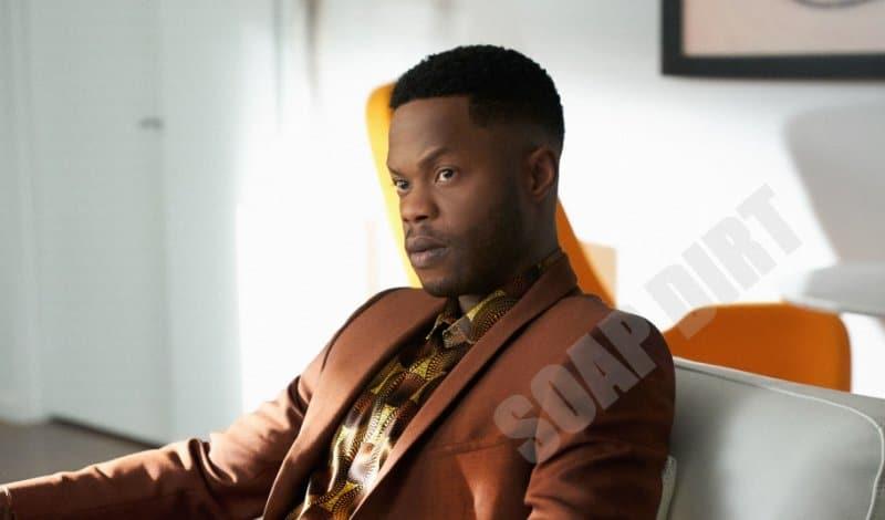 Dynasty: Jeff Colby (Sam Adegoke)