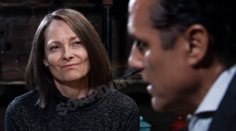 General Hospital Spoilers: Gladys Corbin (Bonnie Burroughs) - Sonny Corinthos (Maurice Benard)