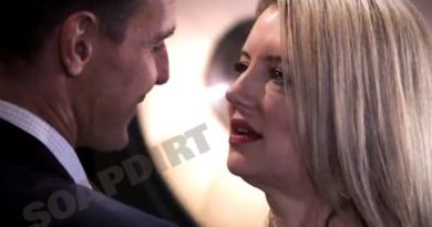 General Hospital Spoilers: Jasper Jacks (Ingo Rademacher) - Jax - Nina Reeves (Cynthia Watros)